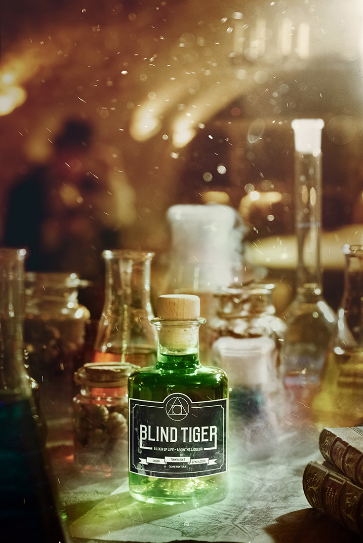 Team Trapped Escape Rooms Blind Tiger Elixer