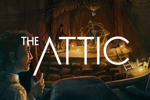 Escape Rooms The Attic